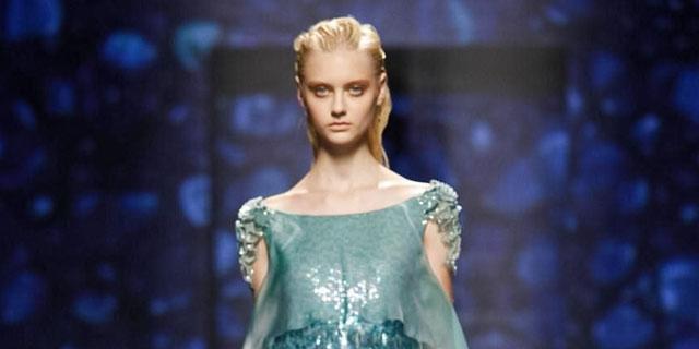 Alberta Ferretti Sfilate Milano Moda Donna PE 2012