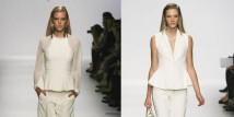 Sfilata 1^ Classe Alviero Martini, Moda Donna primavera-estate 2013 - Milano Fashion Week