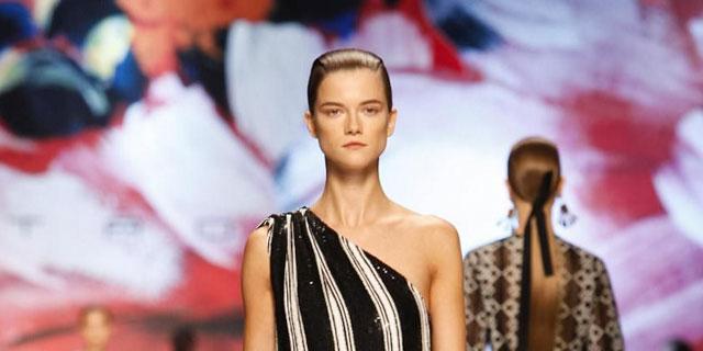 Etro Sfilata moda donna Milano Primavera/Estate 2013