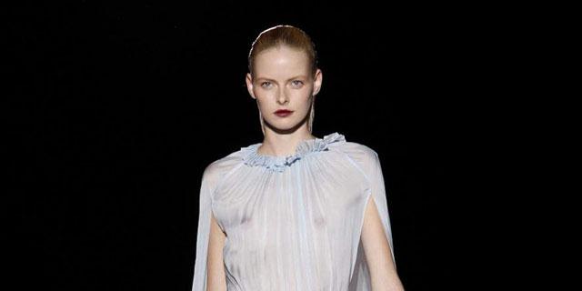 Francesco Scognamiglio, Sfilata Moda Donna Milano P/E 2013