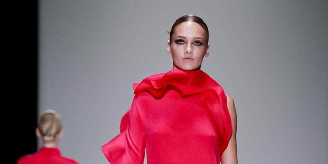 Gucci Sfilata Moda Donna Milano Primavera/Estate 2013