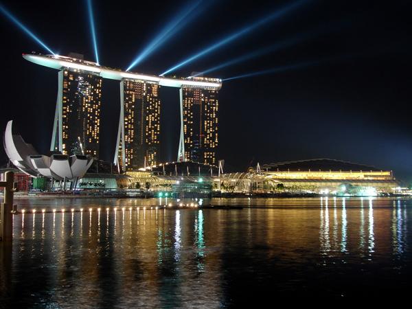 Marina Bay Sand - Singapore