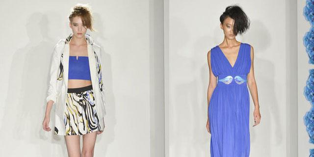 Paola Frani Sfilata Moda Donna Primavera/Estate 2013