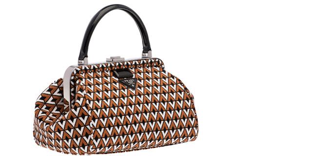 Ginestra , la nuova borsa da donna di Prada