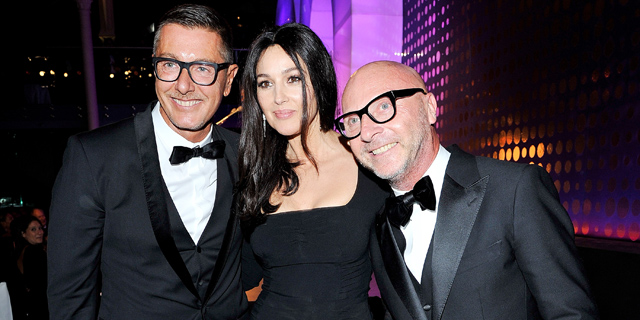 "Domenico Dolce e Stefano Gabbana premiati al ""GQ Man of the Year 2012"""
