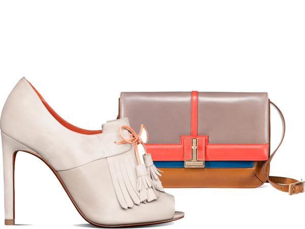Santoni - accessori donna p/e 2013