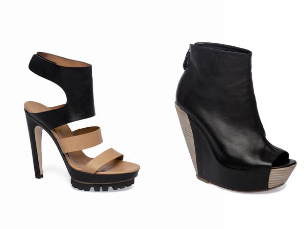 separation shoes b8396 8cb21 L'armonia dei contrasti per le scarpe di Vic Matié - SFILATE