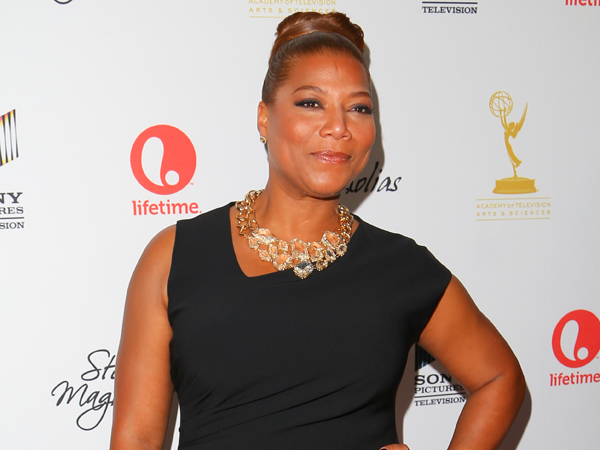 Queen Latifah veste Marina Rinaldi a Los Angeles