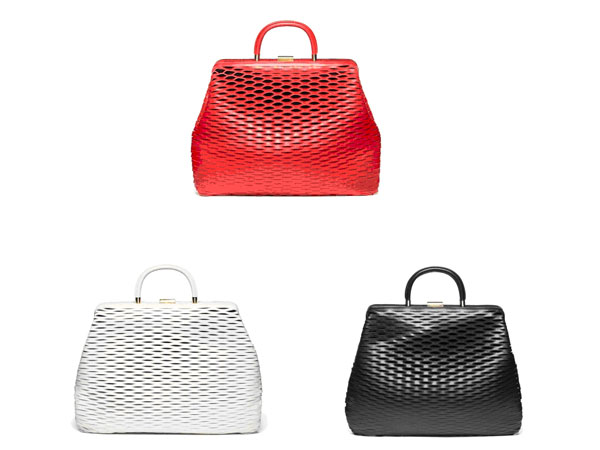 Le borse Marni Frame bag collection Fall/Winter 12/13