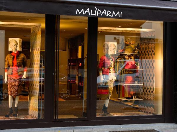 Malìparmi: nuova boutique monomarca ad Anversa