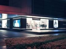"""Canali Uomo apre nel Mall """"Seasons Place"""" di Pechino"""