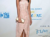 Chanel Iman indossa Salvatore Ferragamo - The Flawsome Ball - New York