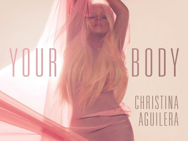 Christina Aguilera - cover Your Body