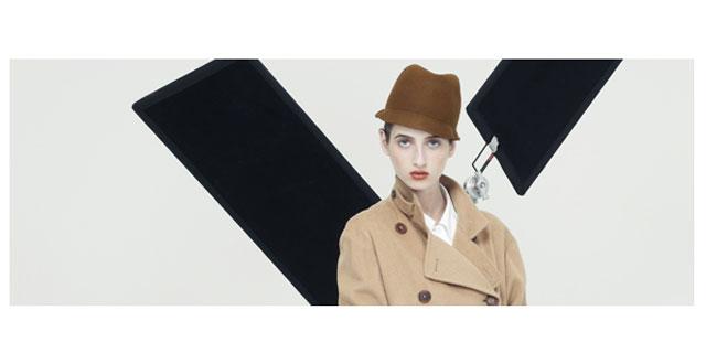 Lo stile 'Dandy Girl'- foto yoox.com