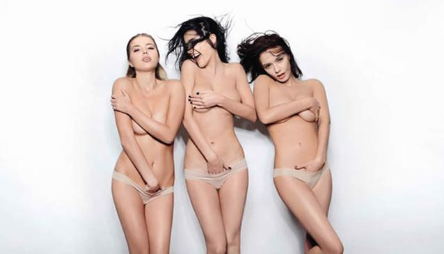 "Serebro hot nel nuovo video ""GUN"""