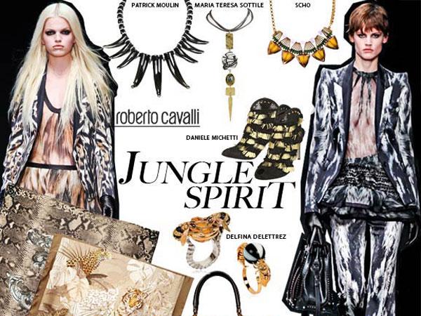 ' Jungle Style' by Luisaviaroma