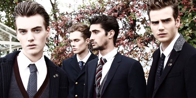 'The Ivy League' - foto Luisaviaroma.com