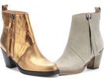 Per mytheresa.com, Acne presenta le Pistol Short Boots.