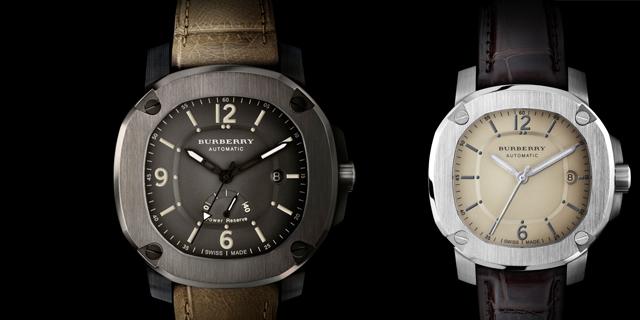 The Britain - orologi Burberry