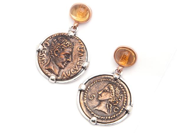 Provident Capri - i gioielli con la moneta di Tiberio