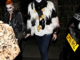 Jonathan Ross' Halloween Party at his home in Hampstead, London, Britain - 31 Oct 2012 - foto motillo.com