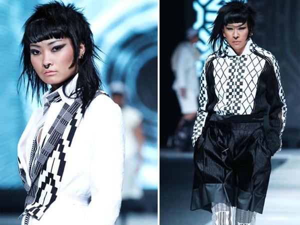 Priyo Oktaviano - la moda indonesiana