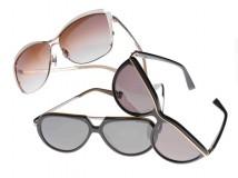 Trussardi occhiali sole, anteprima collezione PE 2013