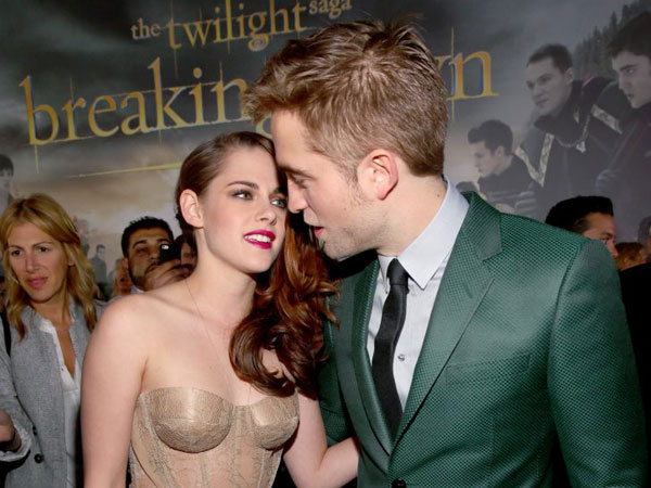 Breaking Dawn part 2: Kristen Stewart e Robert Pattinson a Los Angeles