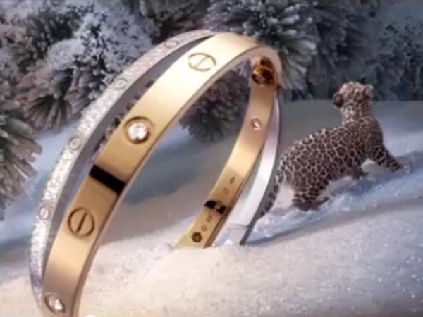 Cartier Winter Tale del 2012