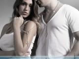 Cecilia Rodriguez ed Andy Milo per Fanatica Jewels