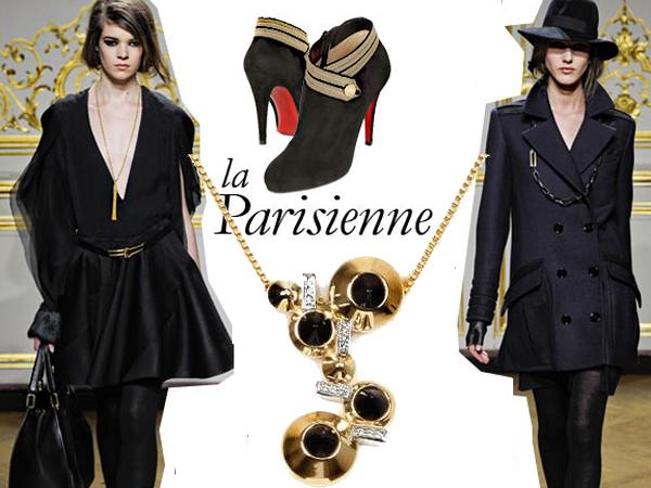 Lo stile Parisienne