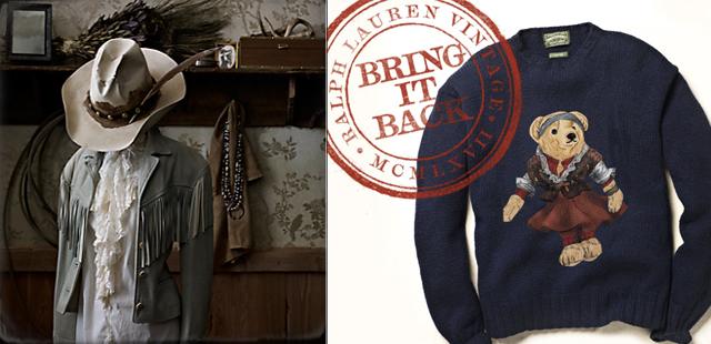 Ralph Lauren - maglione vintage