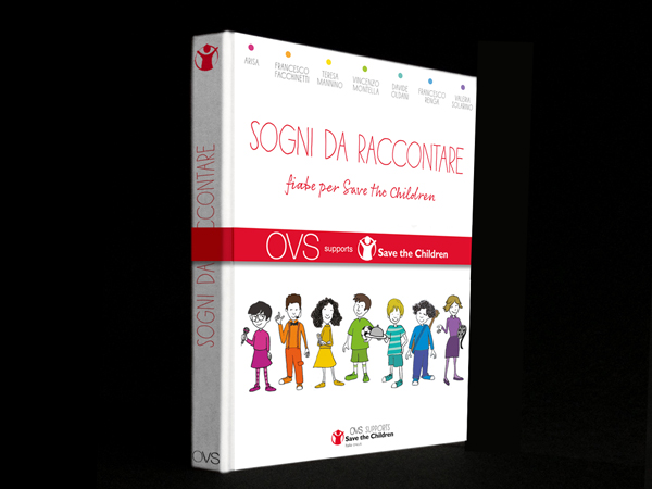 """Sogni da raccontare - Fiabe per Save the Children"""