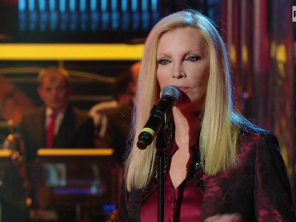Patty Pravo veste Gianluca Saitto