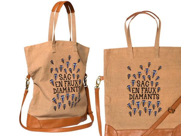 Anti Bling-Bling Bag