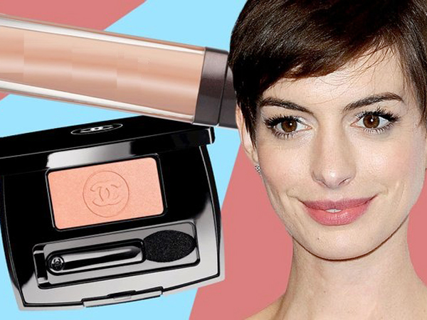 Anne Hathaway il make up