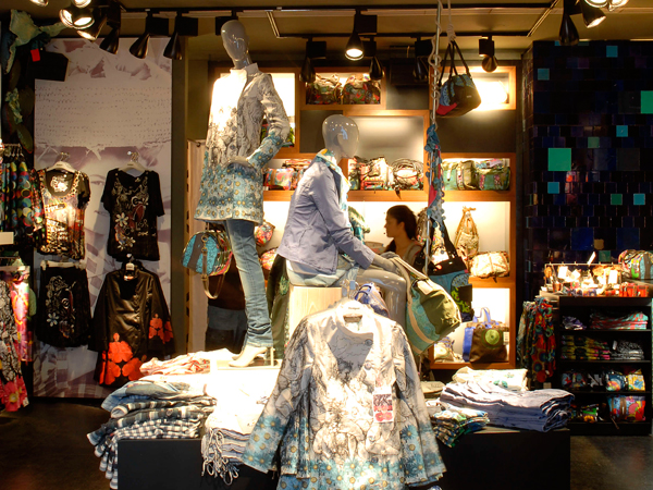 Desigual New Opening a Milano