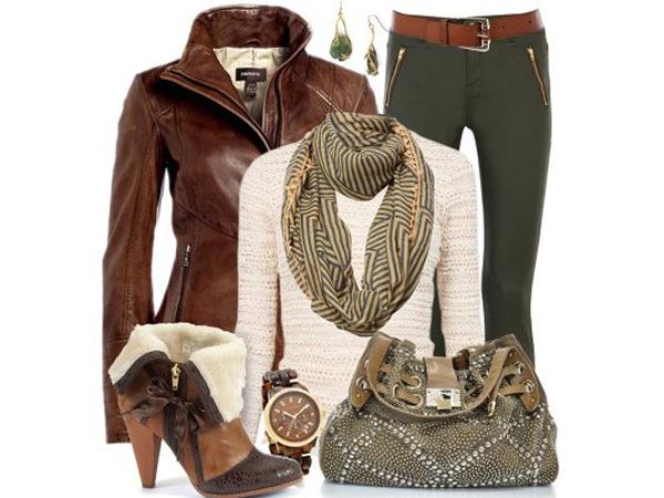 moda donna 2012