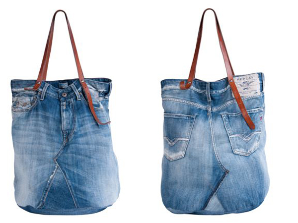 La Denim Bag di Replay