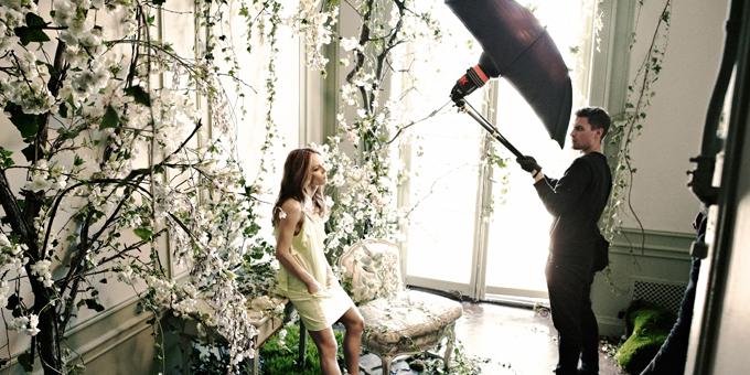 Vanessa Paradis volto di H&M