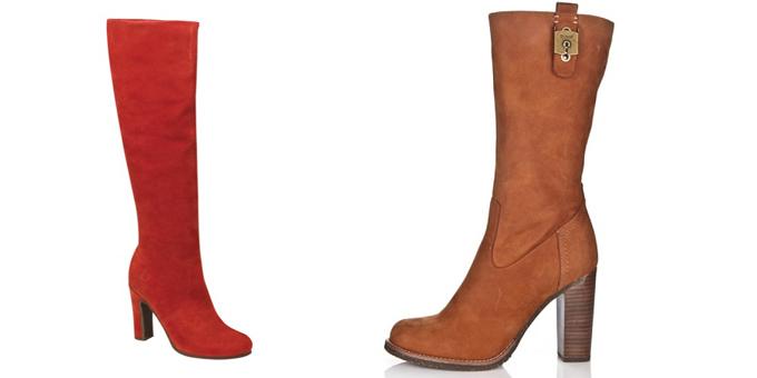 Scholl - gli stivali