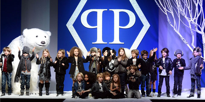 Philipp Plein Kids - f/w 2013/14