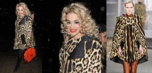Rita Ora in Just Cavalli