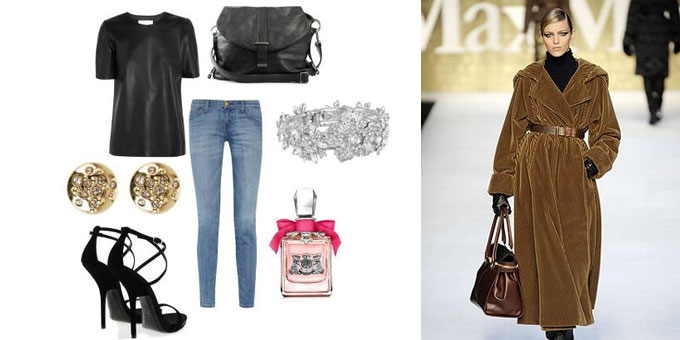 un look casual chic!