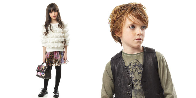 Roberto Cavalli Kids - f/w 2013/14