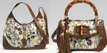 Le nuove borse Flora di Gucci