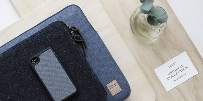 Ikku: la custodia per iPhone e iPa