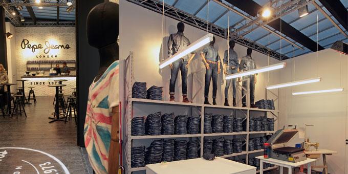 Pepe Jeans a Pitti Firenze