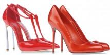 le scarpe rosse
