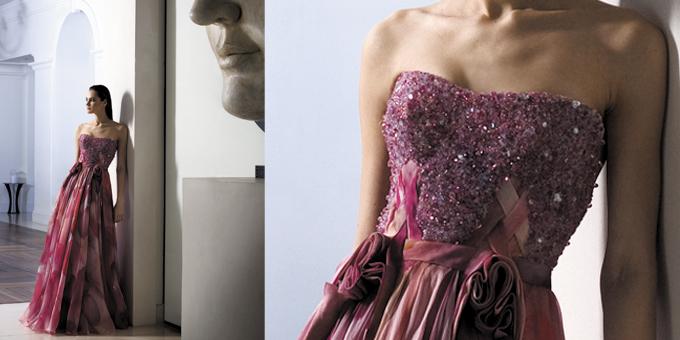 Tra rigore e creatività, la collezione Haute Couture di Tony Ward